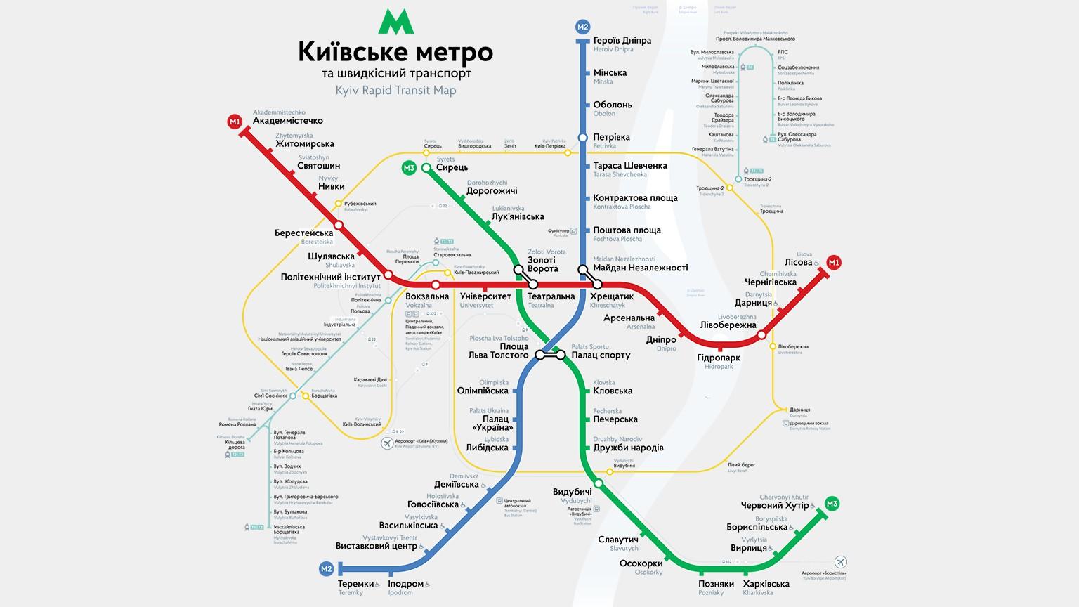 Выбирайте места размещения рекламы в метро на платформах и эскалаторах киевских станций на сайте рекламного агентства КОМАНДА-А!